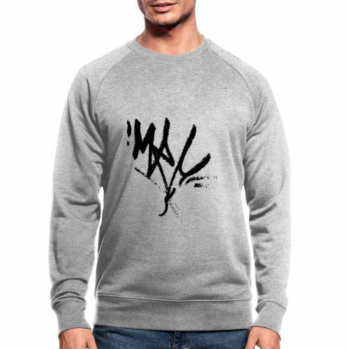 mrc tag - Männer Bio-Sweatshirt