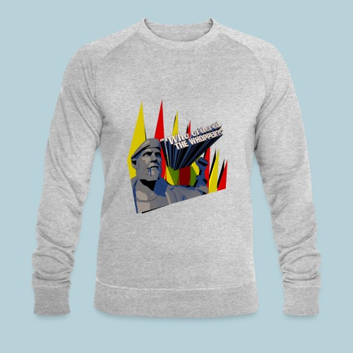 RATWORKS Whopper - Men's Organic Sweatshirt by Stanley & Stella