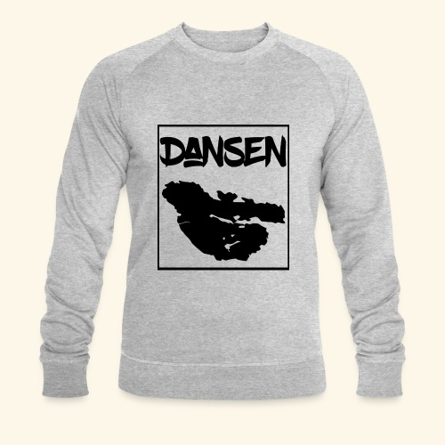 Dansen Karta - Ekologisk sweatshirt herr
