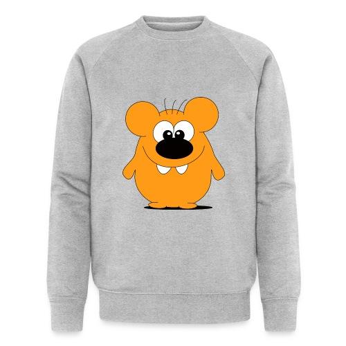 Hamster - Männer Bio-Sweatshirt von Stanley & Stella