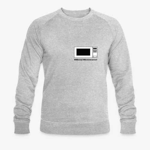 Official Microwaver! - Men's Organic Sweatshirt