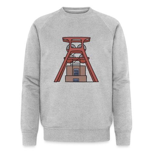Zeche Zollverein Essen c - Männer Bio-Sweatshirt von Stanley & Stella