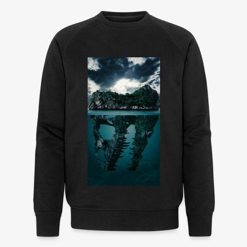 Underground - Männer Bio-Sweatshirt
