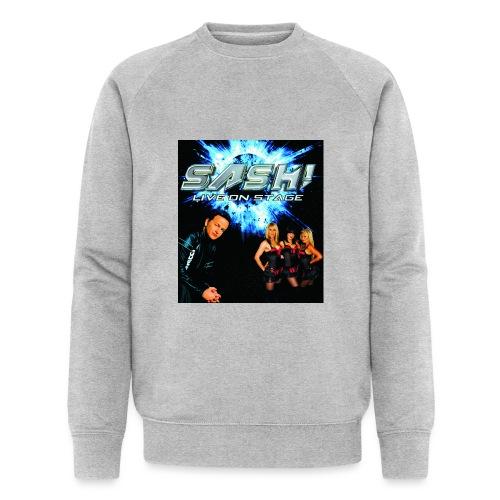 SASH! Live - Men's Organic Sweatshirt by Stanley & Stella