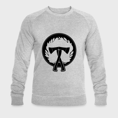 trepanation - Men's Organic Sweatshirt by Stanley & Stella
