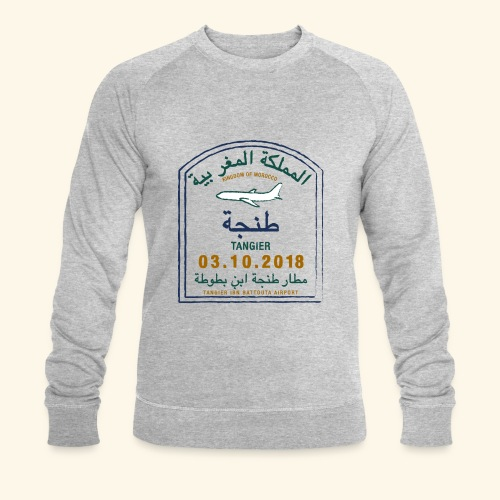 Tanger - Sweat-shirt bio Stanley & Stella Homme