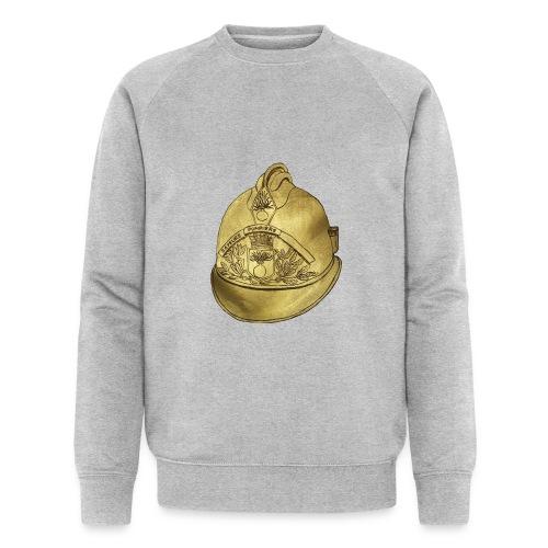 Casque pompier - Sweat-shirt bio