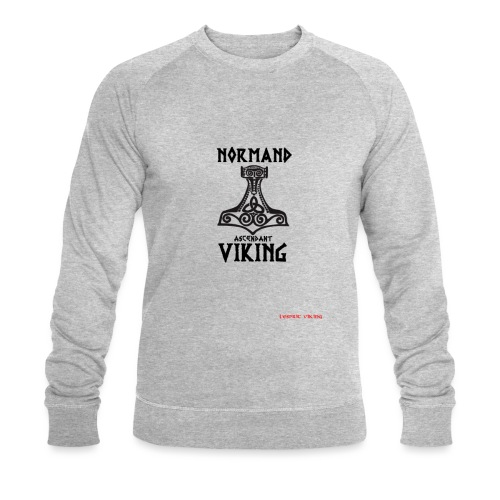 NOrmand_asc_VIkings-place - Sweat-shirt bio