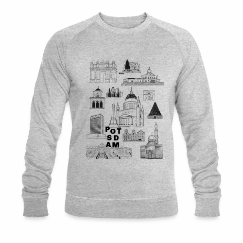 Potsdamer Fan-Shirt - Männer Bio-Sweatshirt von Stanley & Stella