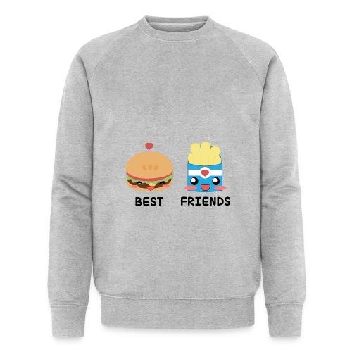 hamburger - Felpa ecologica da uomo di Stanley & Stella