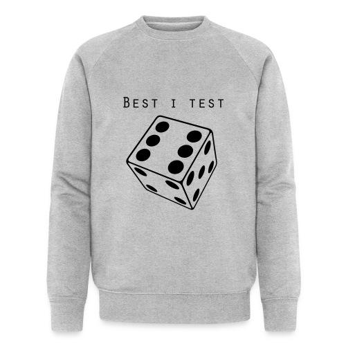Best i test - Økologisk sweatshirt for menn fra Stanley & Stella