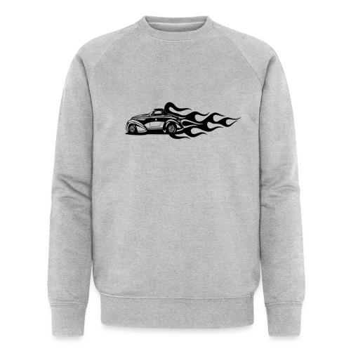 auto - Männer Bio-Sweatshirt