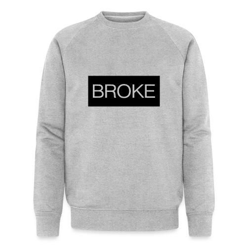 BrokeBrand - Mannen bio sweatshirt