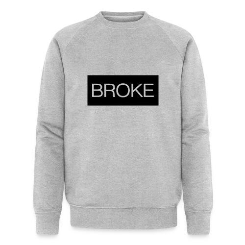 BrokeBrand - Mannen bio sweatshirt van Stanley & Stella