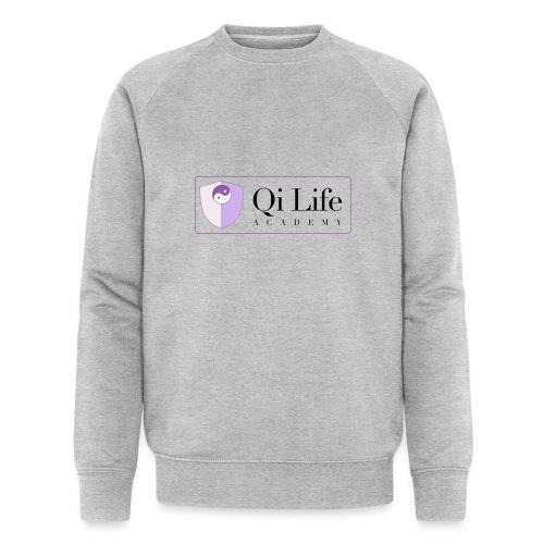 Qi Life Academy Promo Gear - Men's Organic Sweatshirt by Stanley & Stella