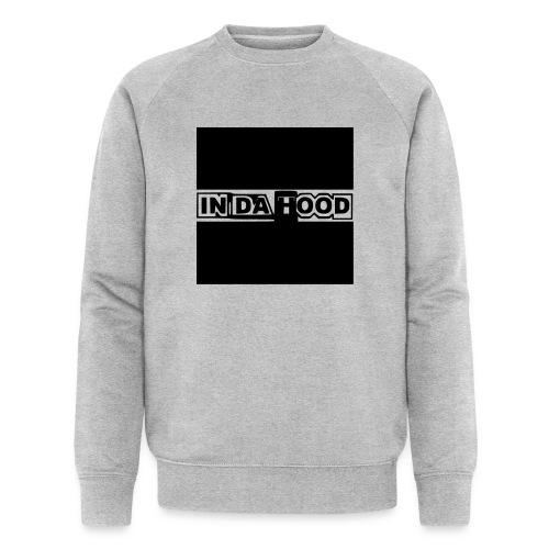 Indahood Brand Logo - Männer Bio-Sweatshirt von Stanley & Stella