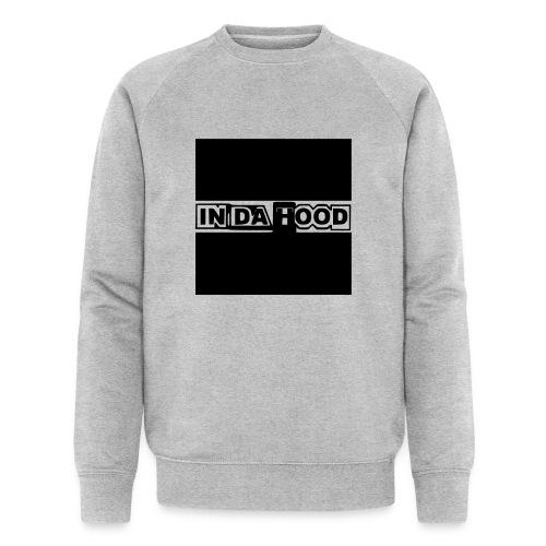Indahood Brand Logo - Männer Bio-Sweatshirt