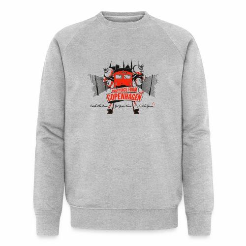 Greetings from CPH ver01 - Økologisk Stanley & Stella sweatshirt til herrer