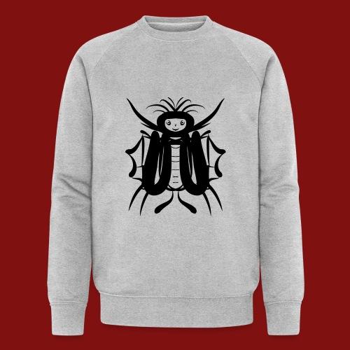 butterflyman - Männer Bio-Sweatshirt von Stanley & Stella