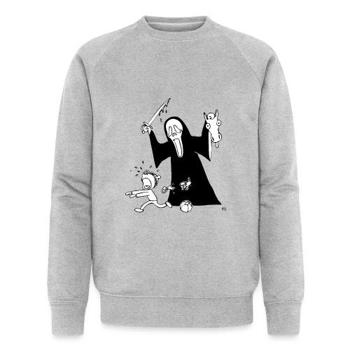 halloween t-skjorte - Økologisk sweatshirt for menn