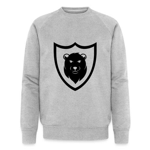 Baerspektivo Logo in schwarz - Männer Bio-Sweatshirt von Stanley & Stella