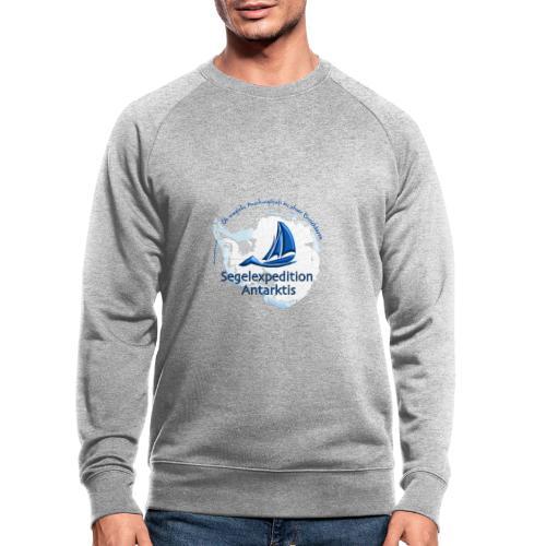 segelexpedition antarktis3 - Männer Bio-Sweatshirt