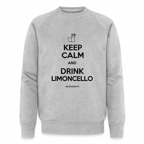 Restez calme et buvez du Limoncello - Sweat-shirt bio Stanley & Stella Homme