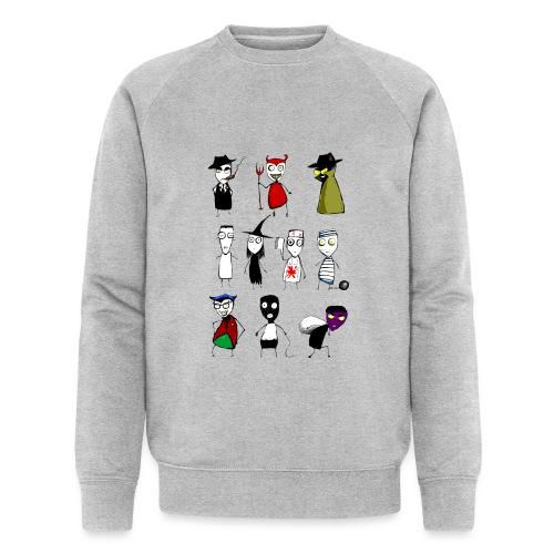 Bad to the bone - Men's Organic Sweatshirt by Stanley & Stella