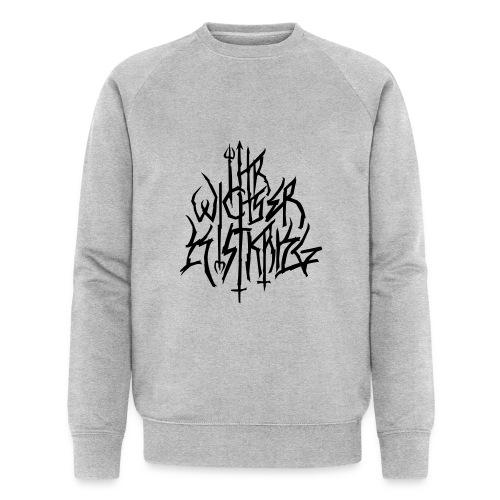 Black Metal ist Krieg - Männer Bio-Sweatshirt