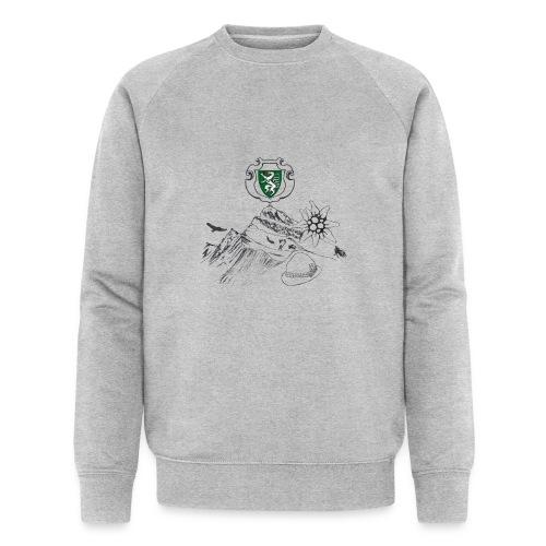 Steirische Heimat - Männer Bio-Sweatshirt von Stanley & Stella