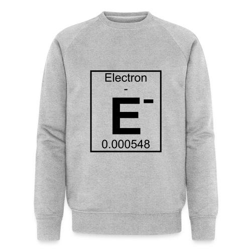 E (electron) - pfll - Men's Organic Sweatshirt