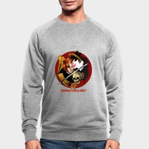 Geneworld - Ichigo - Sweat-shirt bio Stanley & Stella Homme
