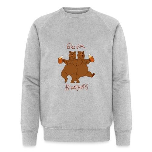 BEER BROTHERS - Ekologiczna bluza męska Stanley & Stella