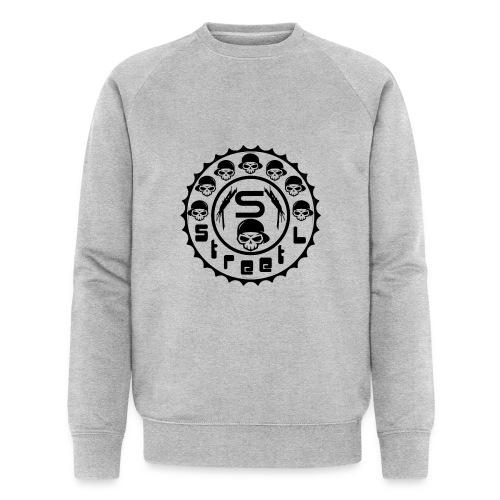 rawstyles rap hip hop logo money design by mrv - Ekologiczna bluza męska