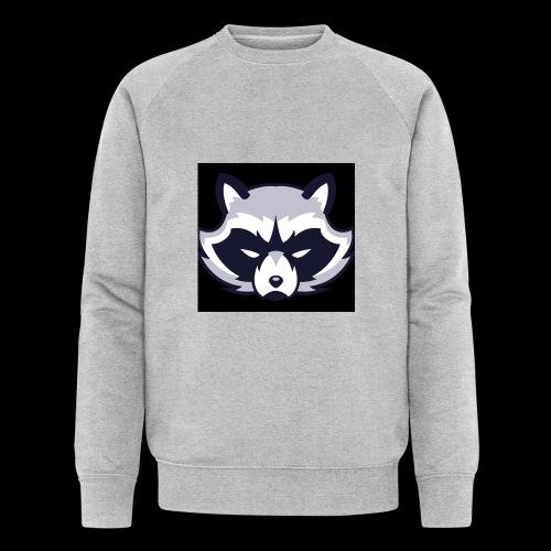 WaschbeerKopf Logo :) - Männer Bio-Sweatshirt von Stanley & Stella