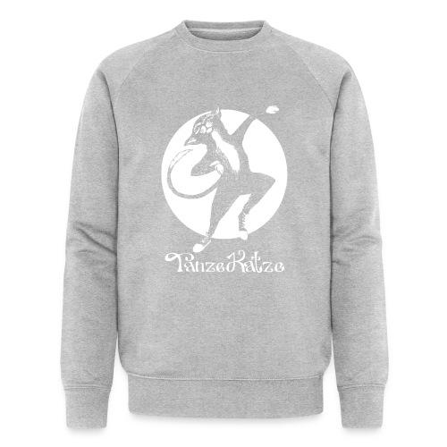 TanzeKatze - Männer Bio-Sweatshirt