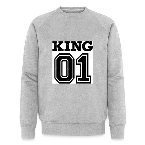 King 01 - Sweat-shirt bio Stanley & Stella Homme