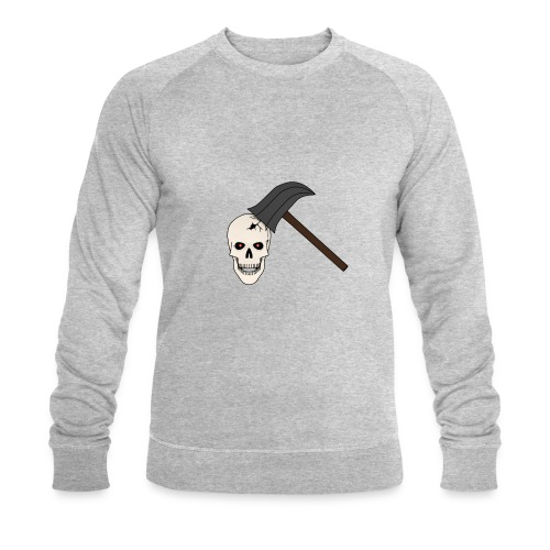 Skullcrusher - Männer Bio-Sweatshirt von Stanley & Stella