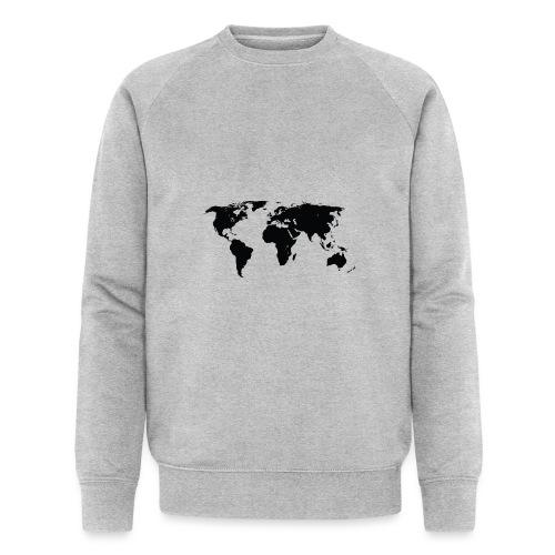 World - Økologisk sweatshirt til herrer