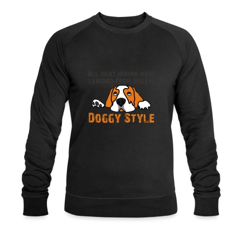 Doggy Style - Sweat-shirt bio Stanley & Stella Homme