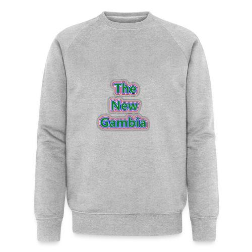 The Nwe Gambia - Men's Organic Sweatshirt by Stanley & Stella