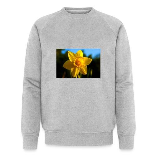 daffodil - Men's Organic Sweatshirt by Stanley & Stella
