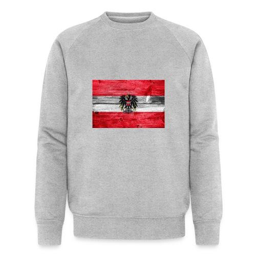 Austria Holz - Männer Bio-Sweatshirt von Stanley & Stella