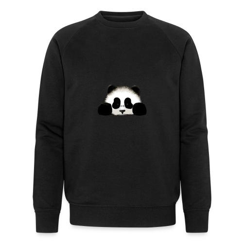 panda - Men's Organic Sweatshirt by Stanley & Stella