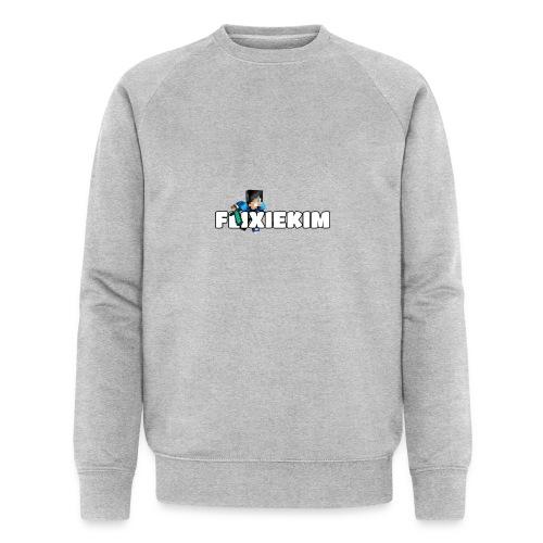 Flixiekim - Ekologisk sweatshirt herr från Stanley & Stella