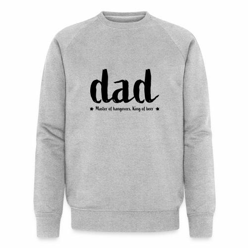 Dad - Mannen bio sweatshirt van Stanley & Stella