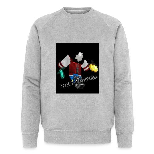 Sebastian yt - Økologisk sweatshirt til herrer