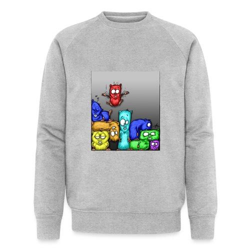 hamstris_farbe - Männer Bio-Sweatshirt von Stanley & Stella