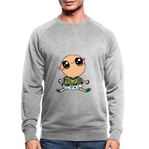 Louis le bébé - Sweat-shirt bio