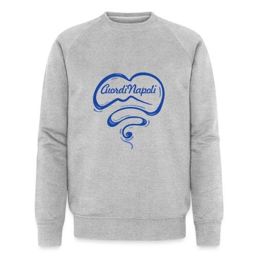 New Logo CuordiNapoli Blu - Felpa ecologica da uomo di Stanley & Stella